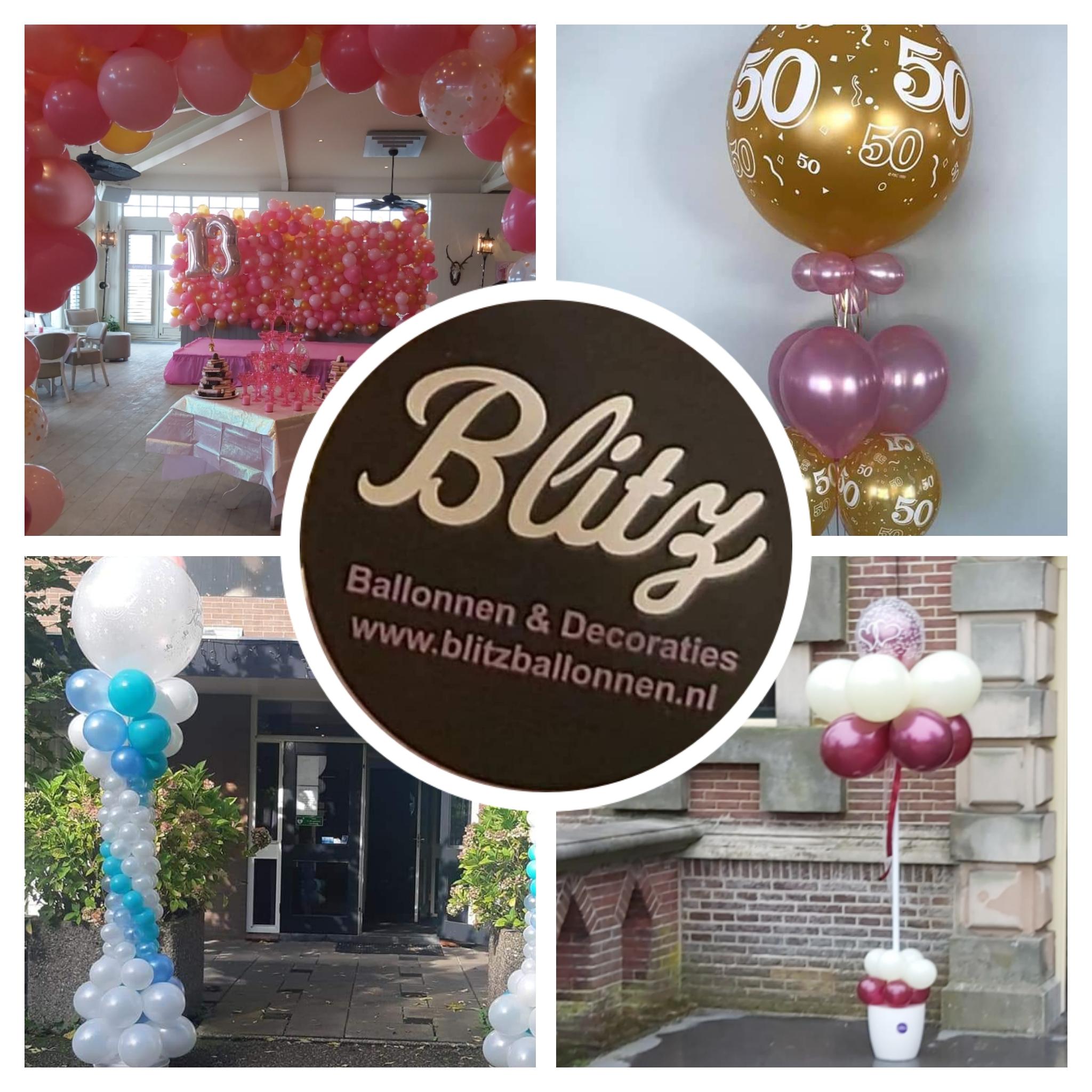 Blitz Ballonnen